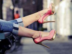 Ich habe:Dein Charakter-Schuh: Sexy High Heels! Welcher Schuh wärst du?