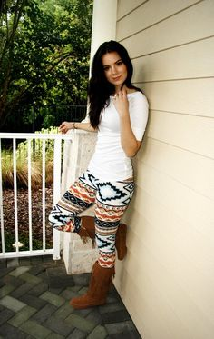This outfit looks so comfy! Maybe someday I could pull this off!