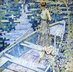 Louis Ritman: Impresionismo de Giverny a Chicago