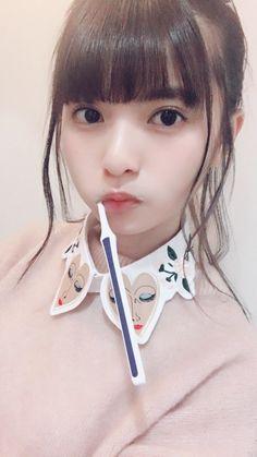 Asian Cute, Cute Asian Girls, Cute Girls, Audition Songs, Saito Asuka, Japan Girl, The Girl Who, Kawaii, Pretty
