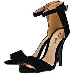 Crystal  High Heels Peep Toe 33.60€ | ricardo.gr