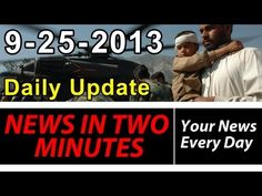 News In Two Minutes - Pakistan Earthquake - UN Arms Treaty - F16 Drones ...