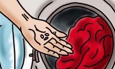 Elle place un comprimé d'Aspirine dans sa machine à laver, ce qui se produit est phénoménal!