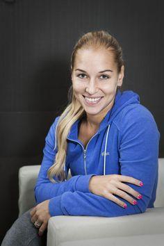 Veronika Cibulková. Môj priateľ je so mnou na všetkých turnajoch. Stará sa o letenky, hotely a iné veci. Keď mám toho veľa a som unavená, Miško to vybaví, hovorí slovenská tenistka.