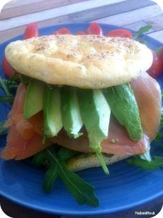 LCHF-sandwich, madbanditten.dk
