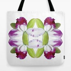 PARROTHORSE // Orchid 1.1 Tote Bag