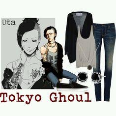 #Easy #Uta #TokyoGhoul