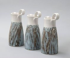 Kathleen Standen graduating in 2005 and has established her ceramic practice in West Cork, Ireland and has been selected to exhibit in group shows in Ireland, UK, China and USA.