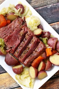 Corned Beef And Potatoes Instant Pot Recipe.Instant Pot Corned Beef And Cabbage Skinnytaste. Instant Pot Corned Beef And Cabbage The Blond Cook. Instant Pot Corned Beef And Cabbage Recipe This Mama Loves. Home and Family Red Potato Recipe Crock Pot, Red Potato Recipes, Cabbage Recipes, Pot Recipe, Bean Recipes, Dough Recipe, Pasta Salad Recipes, Seafood Recipes, Cooking Recipes