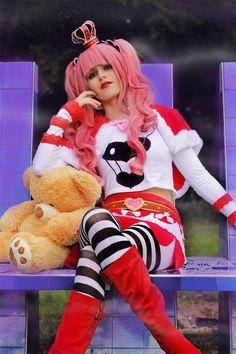 Iris(Shizuka Yoru) Perona Cosplay Photo