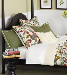 Niche - Luxury Bedding Collections, Custom Bedding, Bed Linens - Bayliss Collection