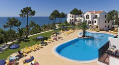 Alfagar I Village Albufeira Occupying a cliff-top location with panoramic views of the Atlantic Ocean, Alfagar Resort offers direct access to Santa Eulália Beach, and a shuttle service to Albufeira 5 km away.