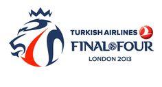 Logo der Turkish Airlines Final Four 2013