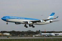 A340-200 Aerolíneas Argentinas