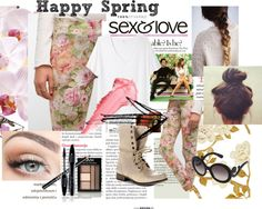 """Happy Spring!!"" by vanessa-manes on Polyvore"