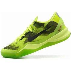 www.asneakers4u.com Nike Zoom Kobe 8 VIII Lifestyle Green/Black