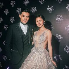 Kim Chiu | Xian Lim | KimXi |   Star Magic Ball 2017 | 093017 | Royal Couple  King Lim and Queen Chiu 👑👑👫😍  @chinitaprincess @xianlimm   @Regranned from @karlotorio -  I had a great time documenting the Star Magic Ball this year. I had never experienced such a glamorous and star-studded night hahaha definitely one for the books! :) 📷 Check out the album on my facebook page #StudioTorio #starmagicball2017