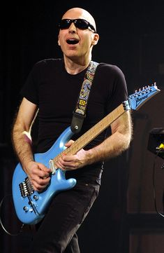 Joe Satriani performs as part of the Experience Hendrix Tribute at. Experience Hendrix, Joe Satriani, Theater, San Francisco, March, California, Play, Guitars, Theatres