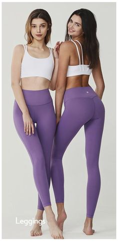 The side cutting lines help to create slim leg lines, and the naturally bending hipline design accentuates the feminine silhouette. Mesh Yoga Pants, Workout Leggings, Workout Pants, Women's Leggings, Athleisure Wear, Slim Legs, Skinny Pants, Fitness Fashion, Fit Women