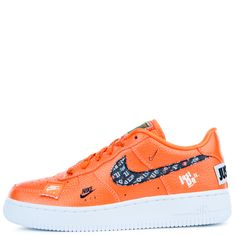a82c3d5ec1f86 Nike Nike Air Force 1 Jdi Prm (gs) Total Orange total Orange-