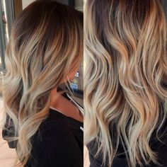 Another great blonde ombré