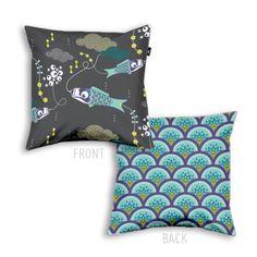 KoiNoBori Pillow