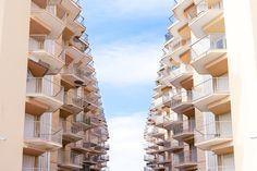 "Arte e Arquitetura: As ""Fachadas Fechadas"" de Luigi Bonaventura"