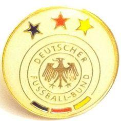 Germany Metal Pin Badge Brooches for EURO 2012 Football Championship