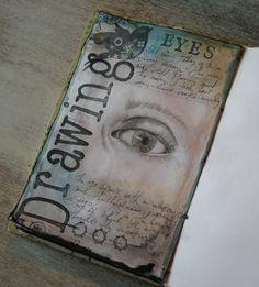 Patty Van Dorin sketchbook.
