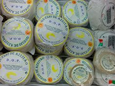 Portuguese Cheese: Say Queijo!  Via Via Global Chica Hubpages | /12/2012  I'm a huge cheese lover so when I moved to Portugal two years ago, I was psyched to find that Portugal has a wide variety of artisan cheeses produced throughout the country. Who knew?  #Portugal