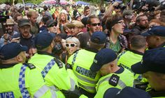 Sussex police under fire for 'criminalising' fracking protests