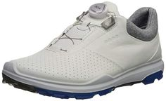 dd2f8c1fb The boa closure system on these mens biom hybrid 3 boa gore-tex golf shoes  by Ecco ensures the ideal fit