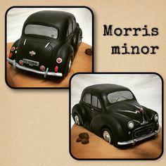 Morris minor cake | Birthday cake | 60th Birthday  Created by anina