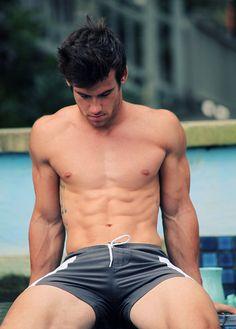 Que Miras?? #Sexy #Male #Model #Hot #Boy #Men