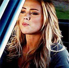 I'm forever in love with Amber Heard as Deana Winchester. bye.
