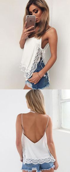 tank tops, white tank tops, summer tank tops, tank tops for women