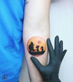 As 10 tatuagens de Dragon Ball que farão você querer fazer uma!