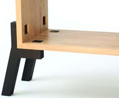 x4 The Tonic Sideboard-Bookcase by Reinhard Dienes