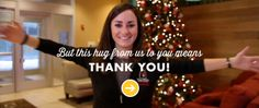 But this hug from us to you means THANK YOU! Ronald Mcdonald House, Corpus Christi, You Meant, Hug, Charity, Mexico, Houses, Homes, House