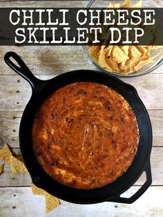 My Chili Cheese Skil