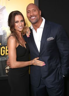 The rock is dating