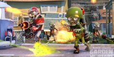 Plants vs. Zombies: Garden Warfare Can Run 900p and 60FPS on Xbox One