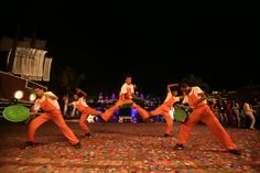 B boyers and hip hop dancers at Adlabs Imagica