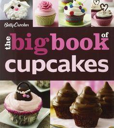 The Betty Crocker The Big Book of Cupcakes (Betty Crocker Big Book) Paperback