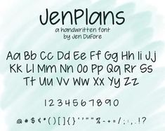 Cricut font | Etsy