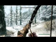 Angi's Camp is located in the mountains south of Falkreath in Skyrim. You can access it by taking the path out of Pinewatch, halfway between Falkreath and He. Archery Training, Target Practice, Skyrim, Werewolf, Paths, Arrow, Camping, Horses, Queen