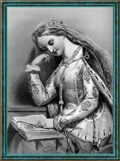 Elizabeth of York, wife of King Henry the seventh, mother to King Henry VIII