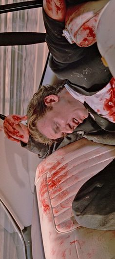 "Its Mr. Orange.. ""some other guy on some other job is Mr. Purple. Ur Mr. Pink."" Lmao! Tim Roth in 'Reservoir Dogs' (1991)"