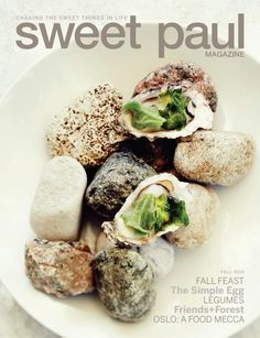 Sweet Paul Issue #26 Fall 2016  Dive into my FALL issue and find all the inspiration, recipes, and easy DIY and craft projects that will help you celebrate the beautiful colors and flavors of autumn, featuring interviews with Grace Bonney, Albertus Swanepoel, Kobus van der Merwe, Tiffani Thiessen and Helena Christensen.