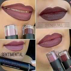 match up sensual and sentimental younique liquid splash lipstick Makeup Geek, Makeup Tips, Makeup Ideas, Beauty Makeup, Teen Makeup, Mac Makeup, Younique Splash Liquid Lipstick, All Natural Makeup, Natural Beauty